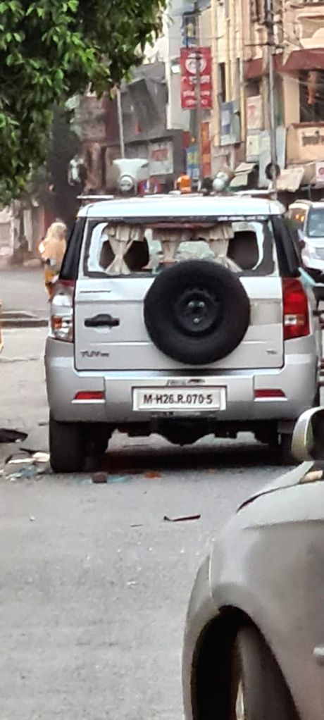 At least cops were injured when clashes erupted after the police refused permission to a group of Sikhs wanting to enact the Holla Mohalla tradition of Holi with a procession near the famed NANDED ...