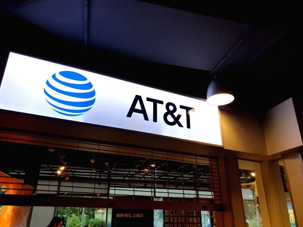 AT&T. (File Photo: IANS)
