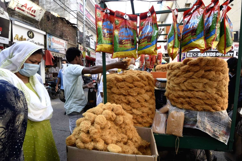 At the end of month-long Ramadan fasting, Eid-ul-Fitr was celebrated in coastal districts of Karnataka on a subdued note at homes due to ban on mass gathering in mosques amid lockdown across the southern state to contain the coronavirus spread, an of