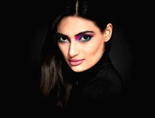 Athiya Shetty sports never-seen-before fashion forward looks for Maybelline New York - Athiya Shetty