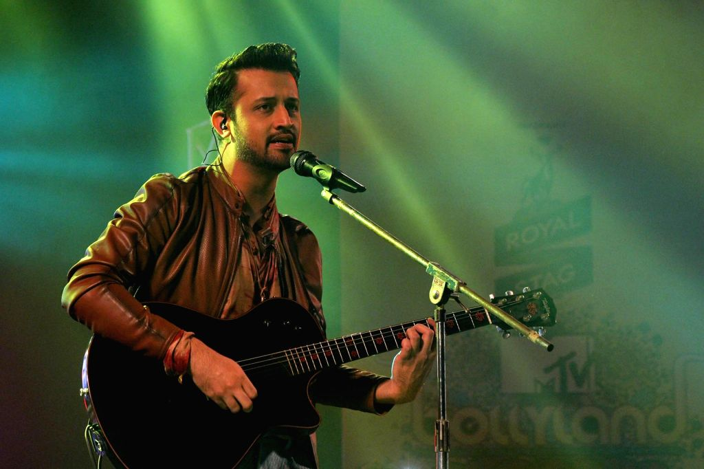 Atif Aslam. (Photo: IANS)