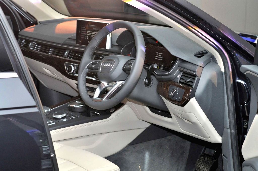 Audi India launches Audi A4 in Kolkata on Sept 9, 2016.