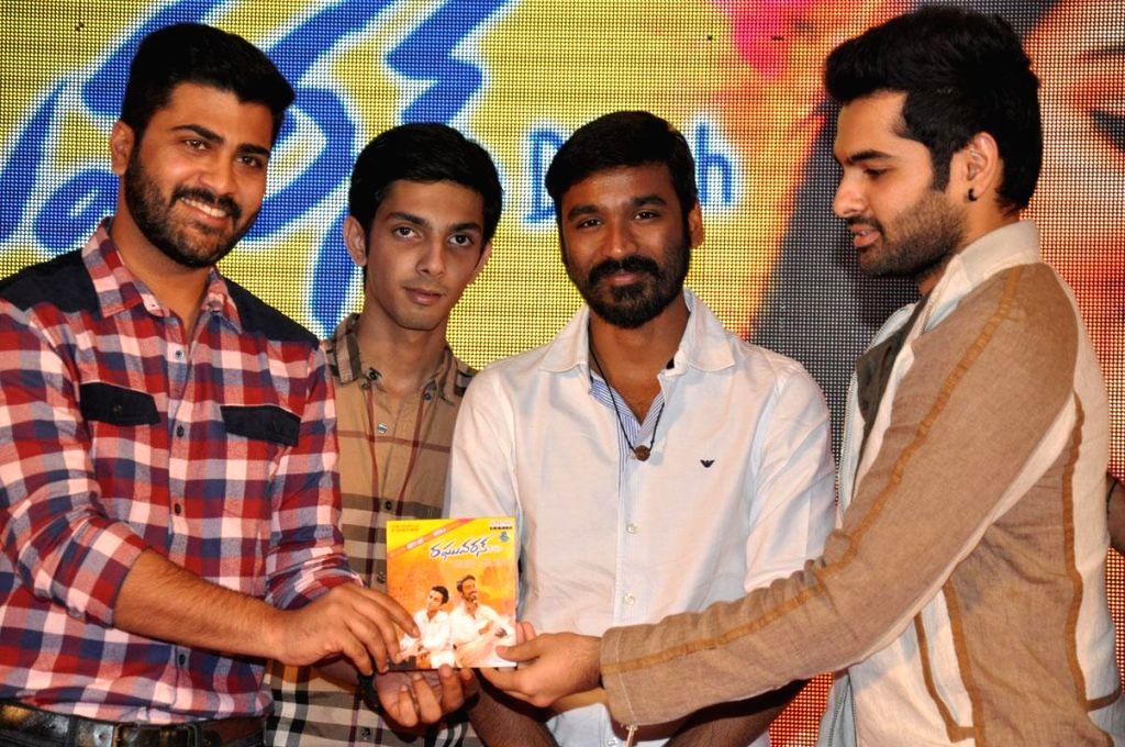 Audio launch of film Raghuvaran B Tech.