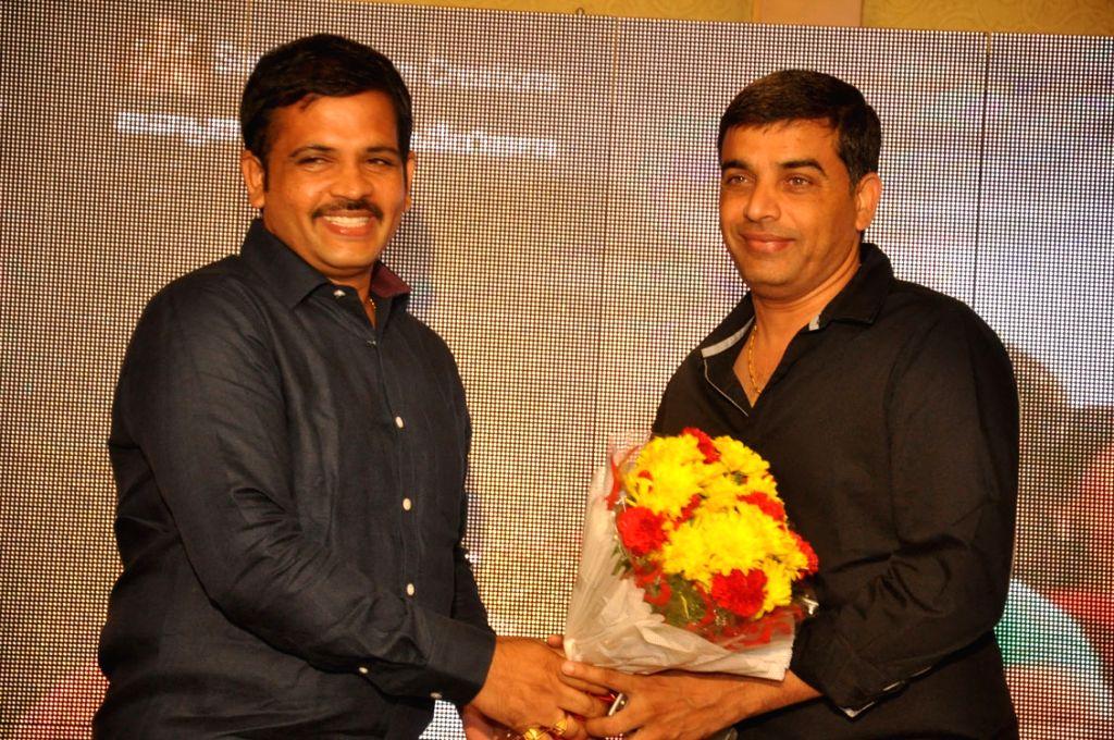 Audio launch of Telugu film Kalavathi.