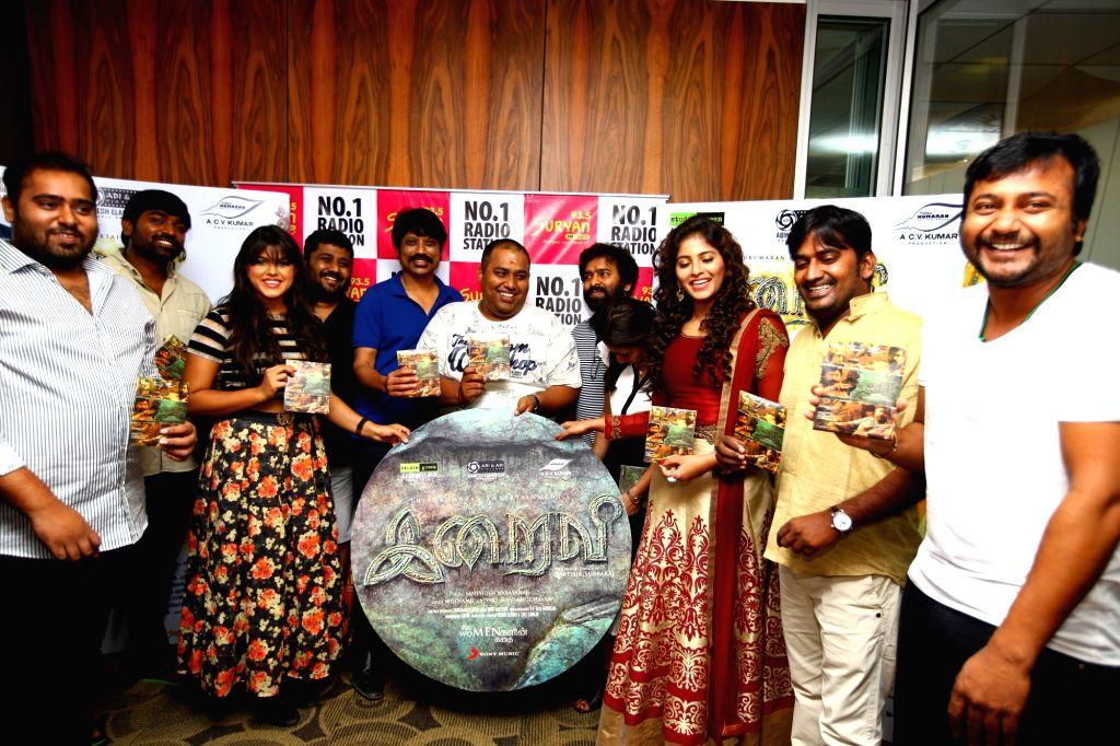 Audio launch stills from Tamil film `Iraivi`