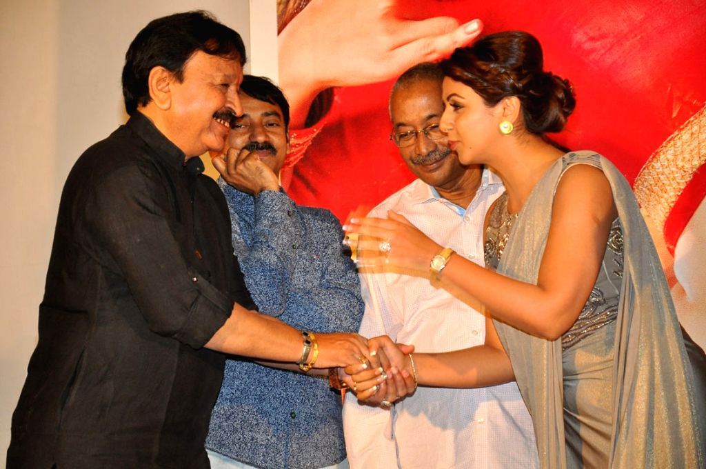 Audio release of Telugue film Premaleela Pelligola.