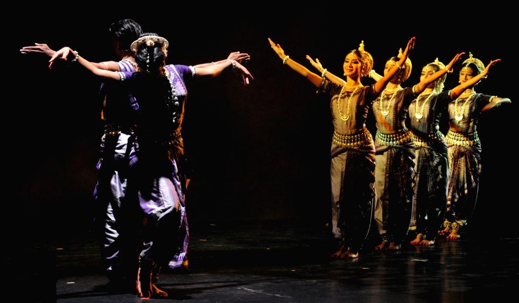 August Dance Residency. (Photo Source: NCPA)