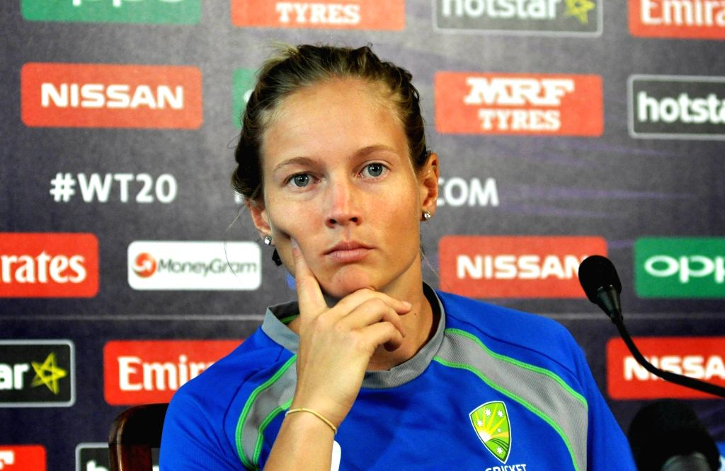 Australian woman captain Meg Lanning. (Photo: Kuntal Chakrabarty/IANS) - Meg Lanning