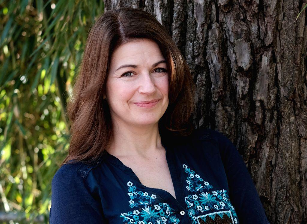 Author Katy Yocom. (Photo Credit: Terry Price)