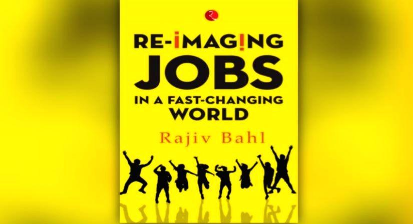 Author Rajiv Bahl's new literary take on jobs post-pandemic.(photo:IANSLIFE)
