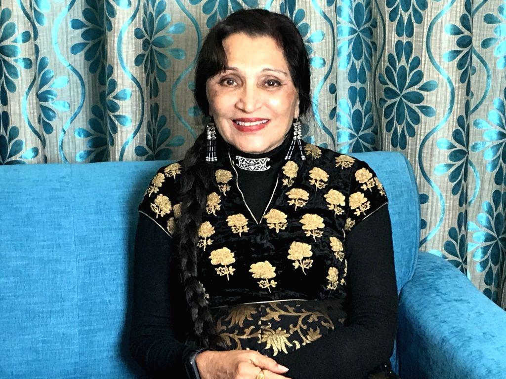Author, Sathya Saran
