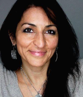 Author Susan Abulhawa.