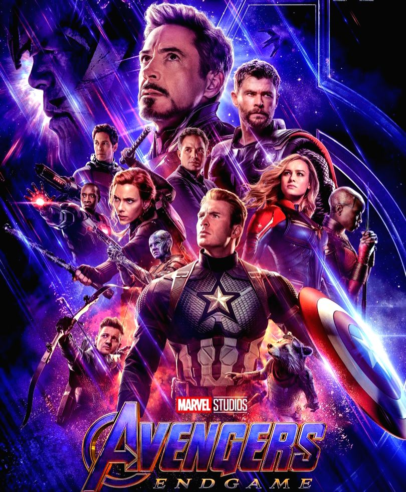 Avengers: Endgame. (Photo: Twitter/@Avengers)
