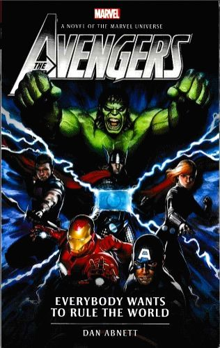'Avengers -- Everybody Wants To Rule The World'.