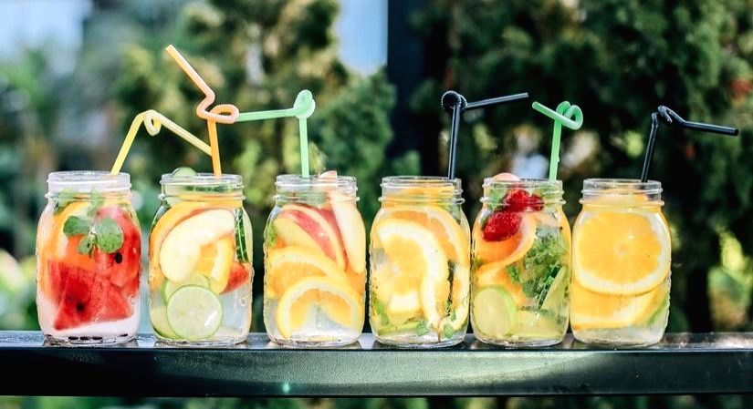 Avoid dehydration and water loss this summer.