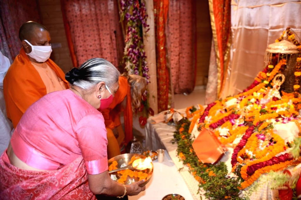 Ayodhya suffered a lot of humiliation, but no more - Chief Minister.