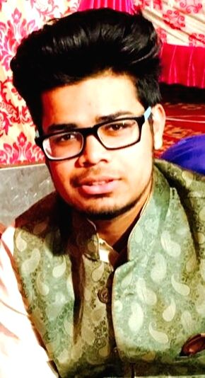 Ayyub, 19-year-old student of Jamia Millia Islamia who died after coming in contact with a high tension wire while taking a selfie above a stationary goods train near Hazrat Nizamuddin ...