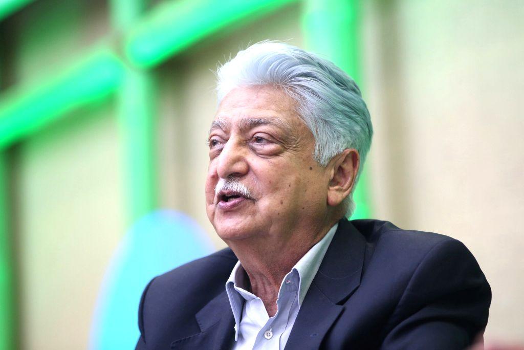 Azim Premji. (File Photo: IANS)