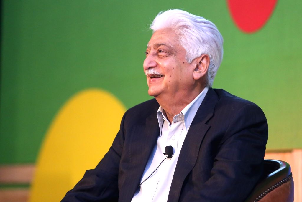 Azim Premji. (Photo: IANS)