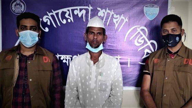B'Baria massacre part of plan to oust Hasina govt: Hefazat leader.