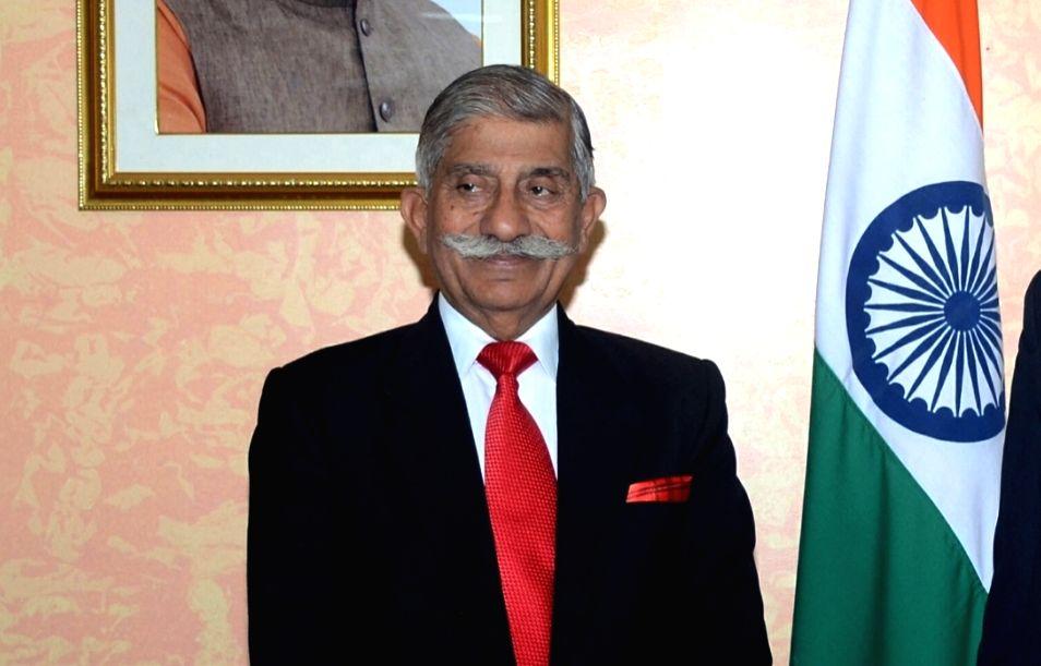 B.D. Mishra. (File Photo: IANS) - D. Mishra