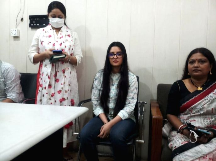 B'desh actress attempted rape accused, 4 others sent to police custody