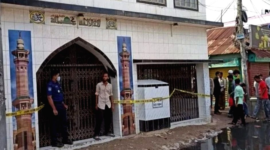 B'desh mosque extension was Built over gas pipeline-6 leaks found- Probe says.