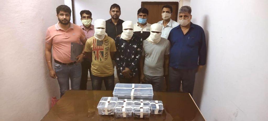 B'deshi gangs spreading their tentacles in Delhi