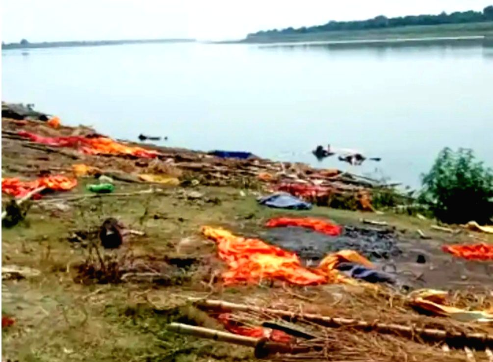 B-Town reacts with shock over dead bodies floating in Ganga