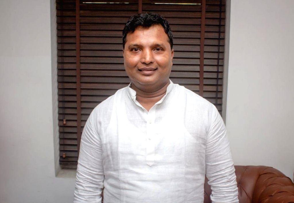 B.V. Shrinivas (File Photo: IANS)
