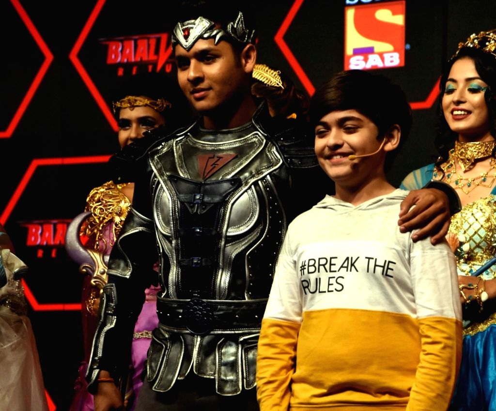 """Baalveer"" finds a spot among the top 10 most-searched TV shows in Google's global list of 2019, and its lead actors Pavitra Punia and Dev Joshi are super happy. (Photo: IANS) - Pavitra Punia and Dev Joshi"