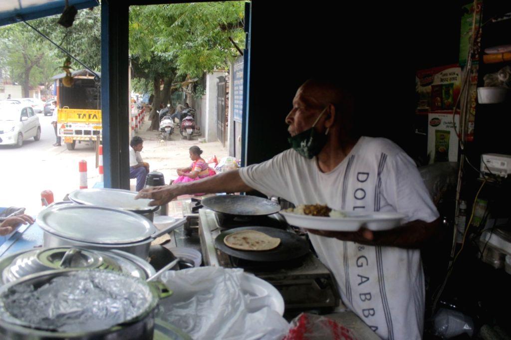 Baba ka Dhaba couple back to old food joint.