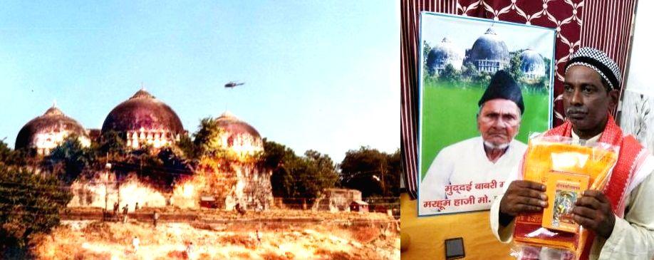 Babri Masjid plaintiff wants demolition case to be quashed