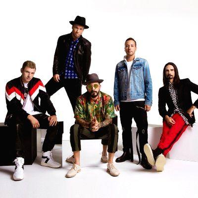 Backstreet Boys. (Photo: Twitter/@backstreetboys)