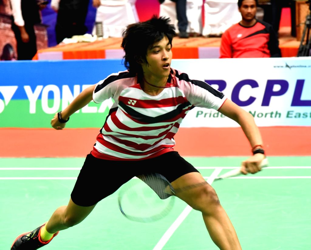 Badminton player Ashmita Chaliha.