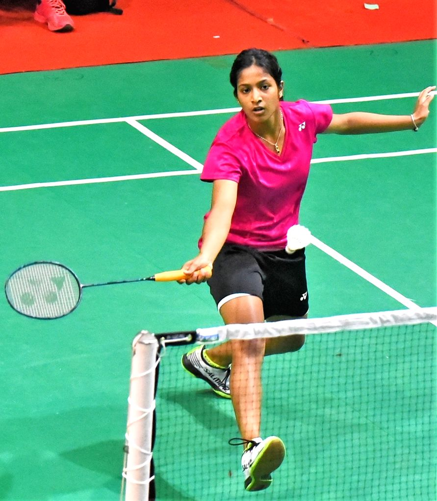 Badminton player Gyatri Gopichand.