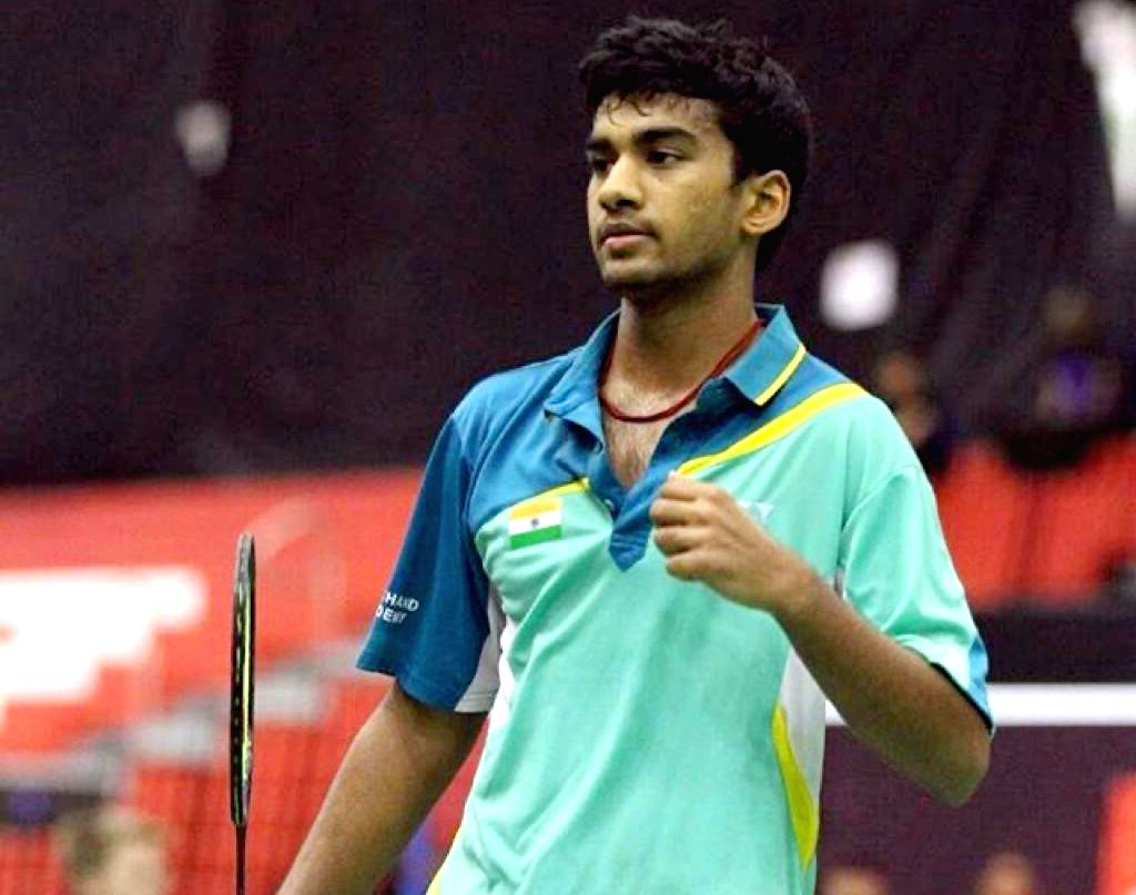 Badminton player Siril Verma. - Siril Verma