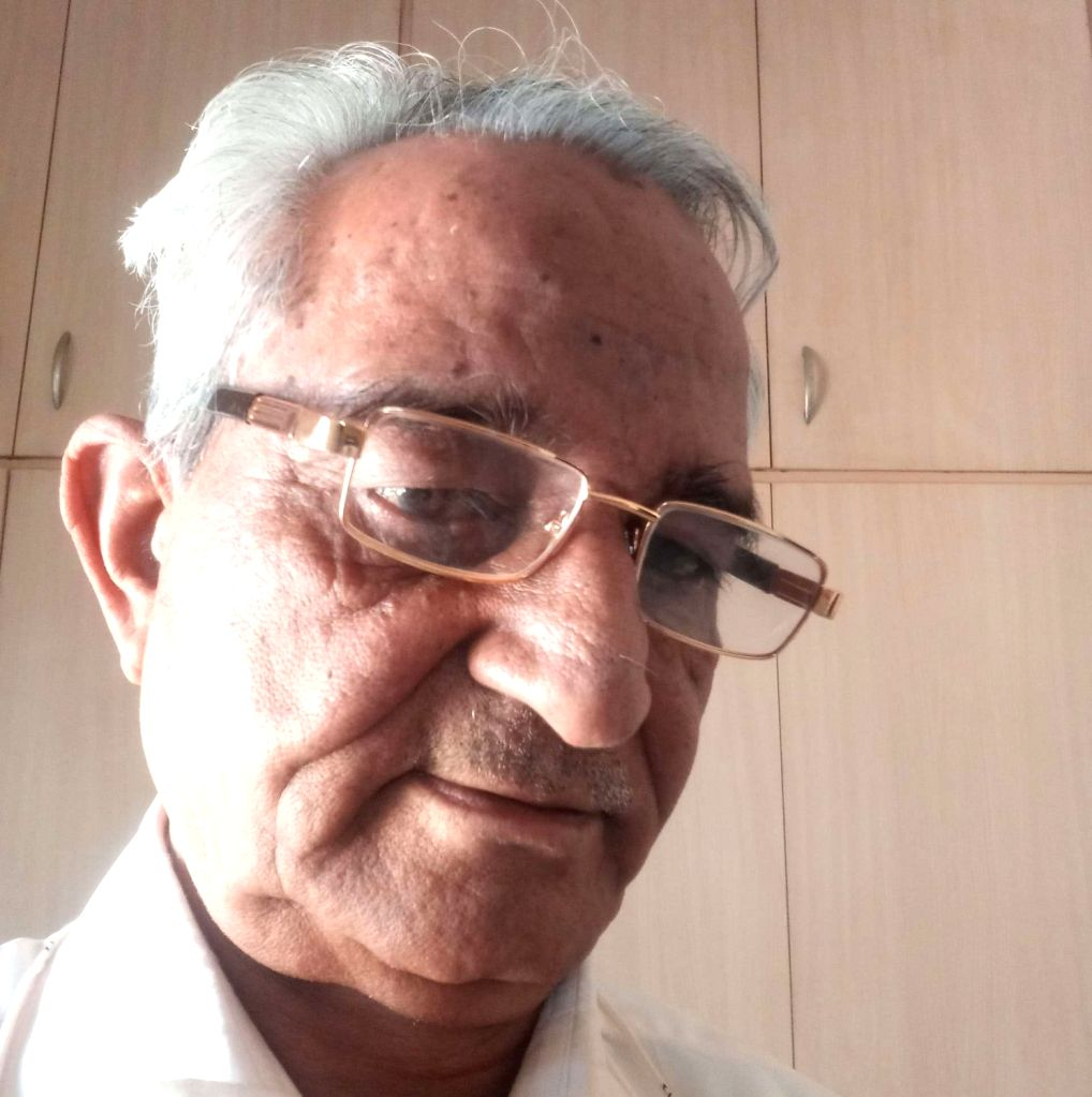 Badrinarayan Choudhary, National General Secretary - Indian Farmers Association - Badrinarayan Choudhary