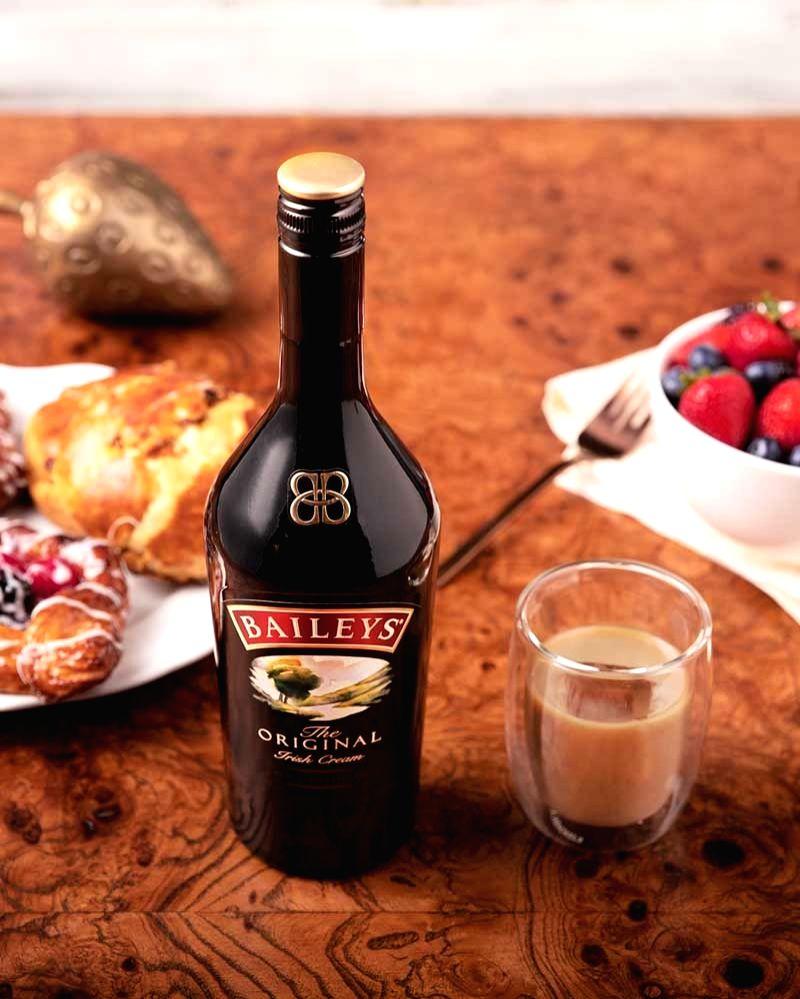 Bailey's Cold Coffee.