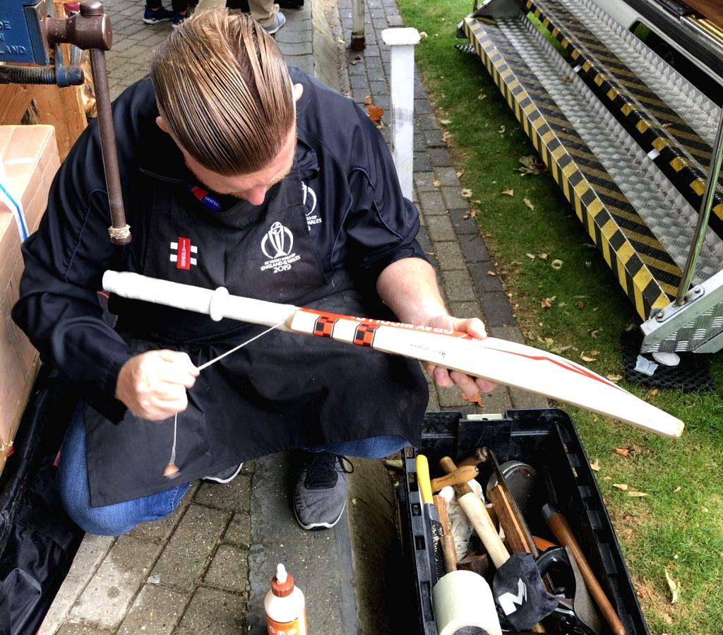 Bairstow gets his favourite bat repaired just before final (IANS at World Cup)