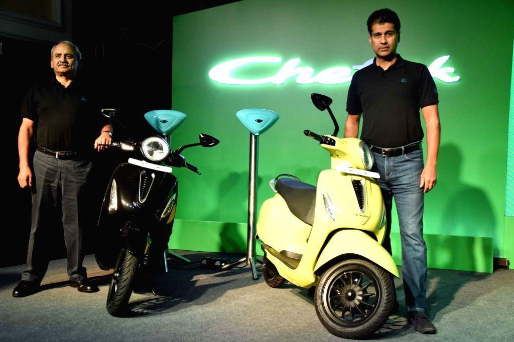 Bajaj Auto reports 5% rise in November sales