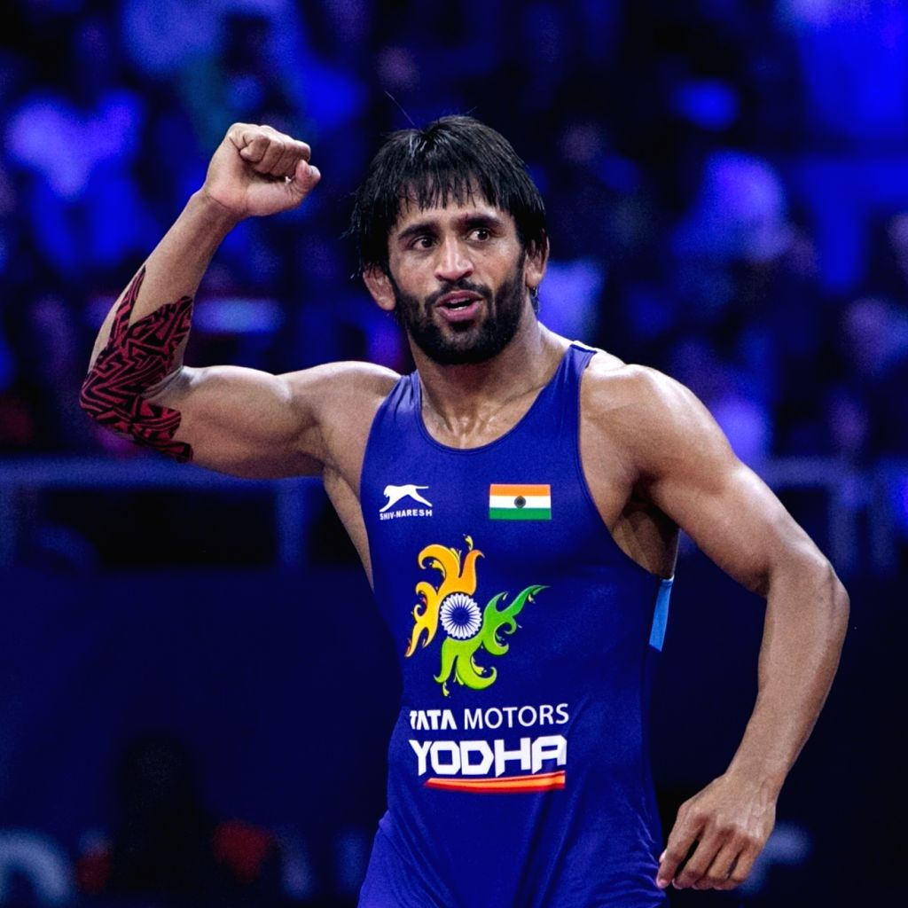 Bajrang Punia has got the No. 1 seeding in men's 65kg freestyle category at the UWW World Championships that is all set to kick off in Nur-Sultan, Kazakhstan from September 14.