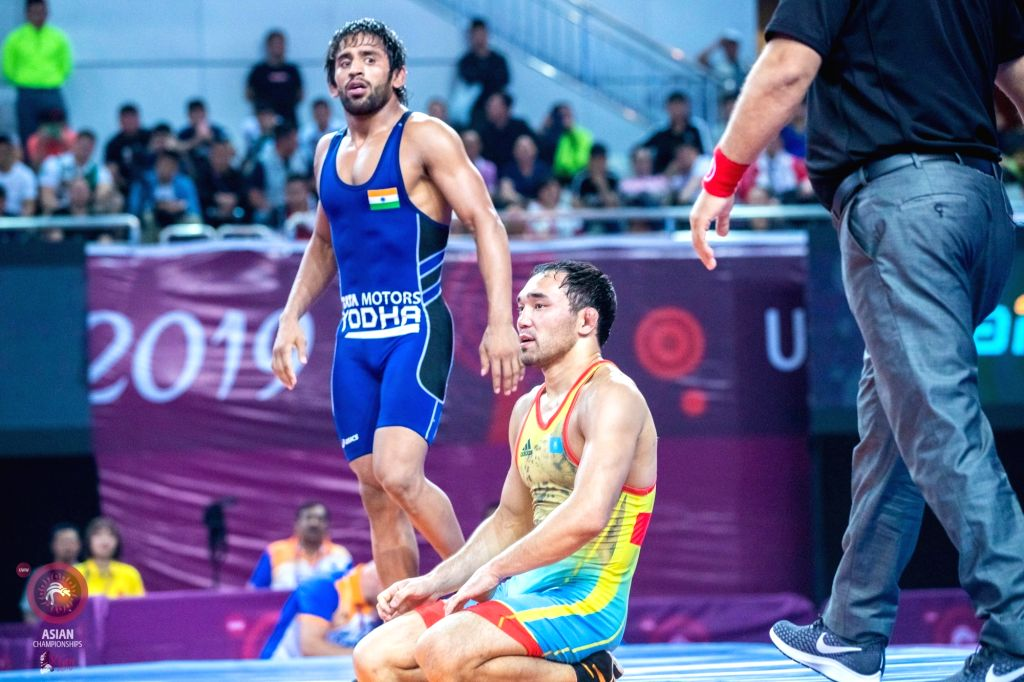 Bajrang Punia has got the No. 1 seeding in men???s 65kg freestyle category at the UWW World Championships that is all set to kick off in Nur-Sultan, Kazakhstan from September 14.