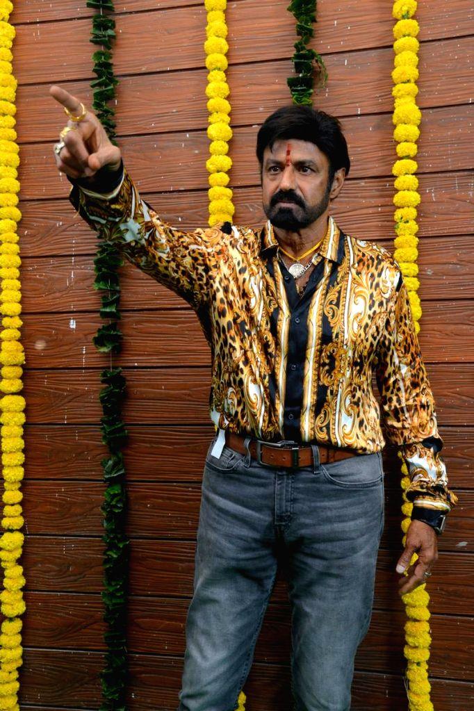Balakrishna-Boyapati New Movie Openin.