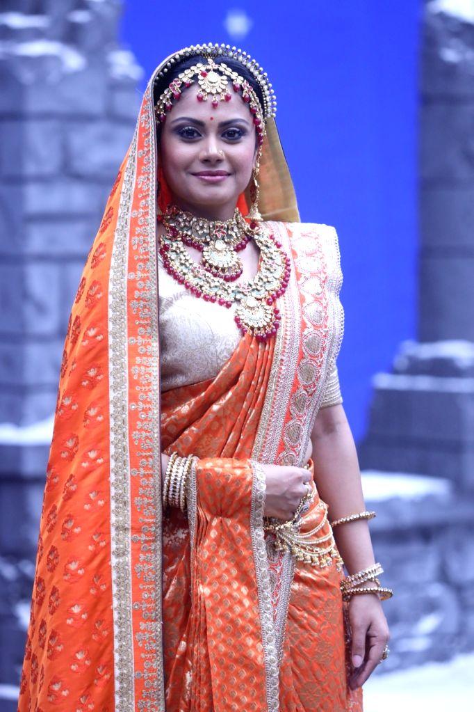 """""""Balika Vadhu"""" actress Toral Rasputra has tried her hand at social dramas and comedy shows. She was yearning to do a mythology show, and is happy to play a """"very good character"""" in """"Jag Janaani Mata Vaishno Devi - Kahani Mata Rani Ki"""". - Toral Rasputra"""