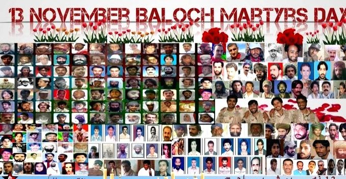 Baloch Martyrs Day: Failed state Pakistan develops Balochistan ??? at the expense of Balochsa
