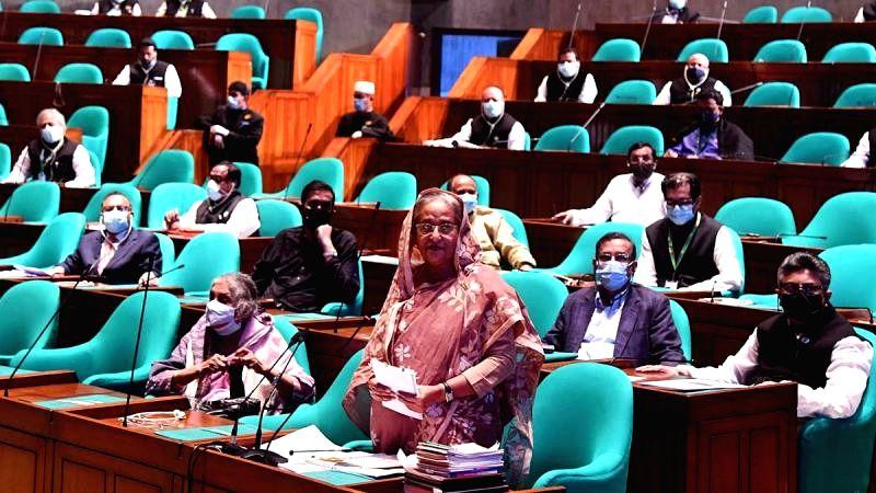 Bangabondhu formed BAKSAL to unite nation, but idea wrongly interpreted: Hasina.