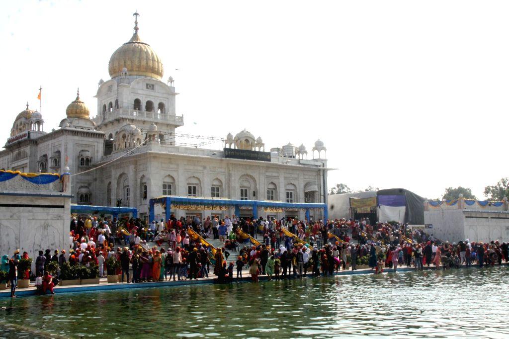 Bangla Sahib. (File Photo: IANS)