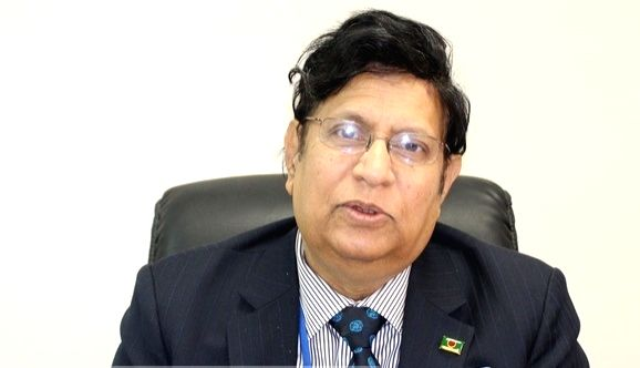 Bangladesh Foreign Minister AK Abdul Momen. - A