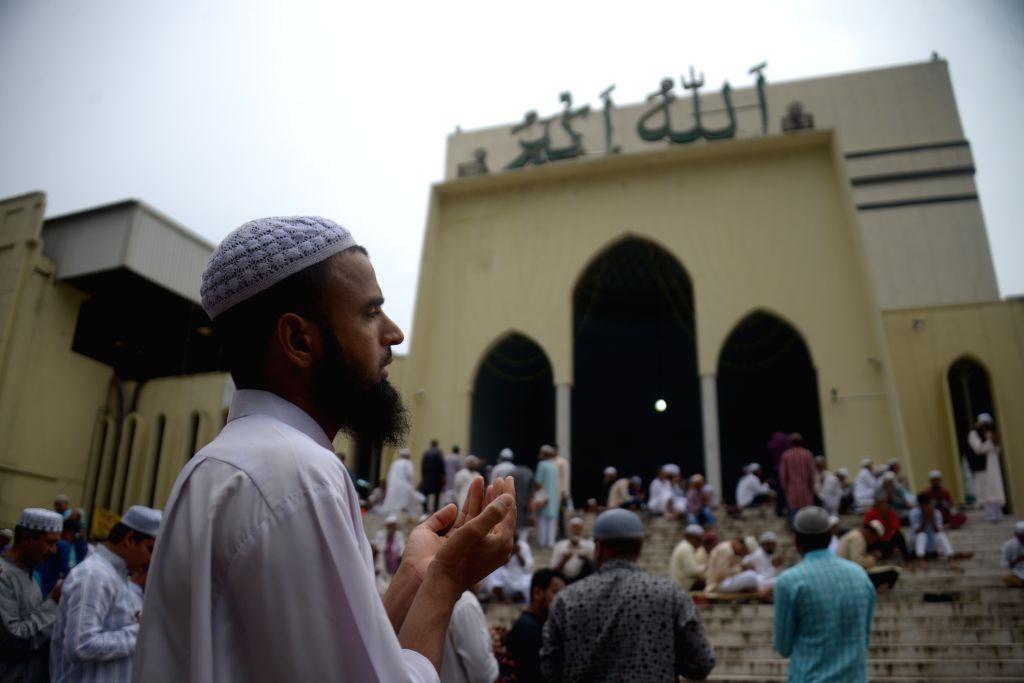 Bangladeshi Muslims celebrate Eid-al-Adha amid COVID-19